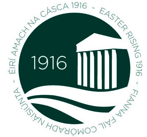 1916 Commemoration Logo